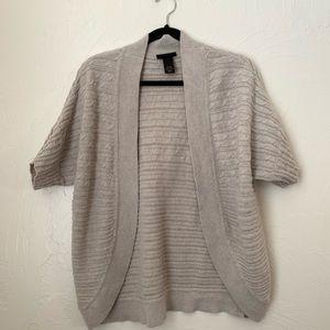 Lane Bryant Short sleeve cardigan ▪️size 14/16